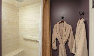 in-room massage at Jail Hill Inn Galena