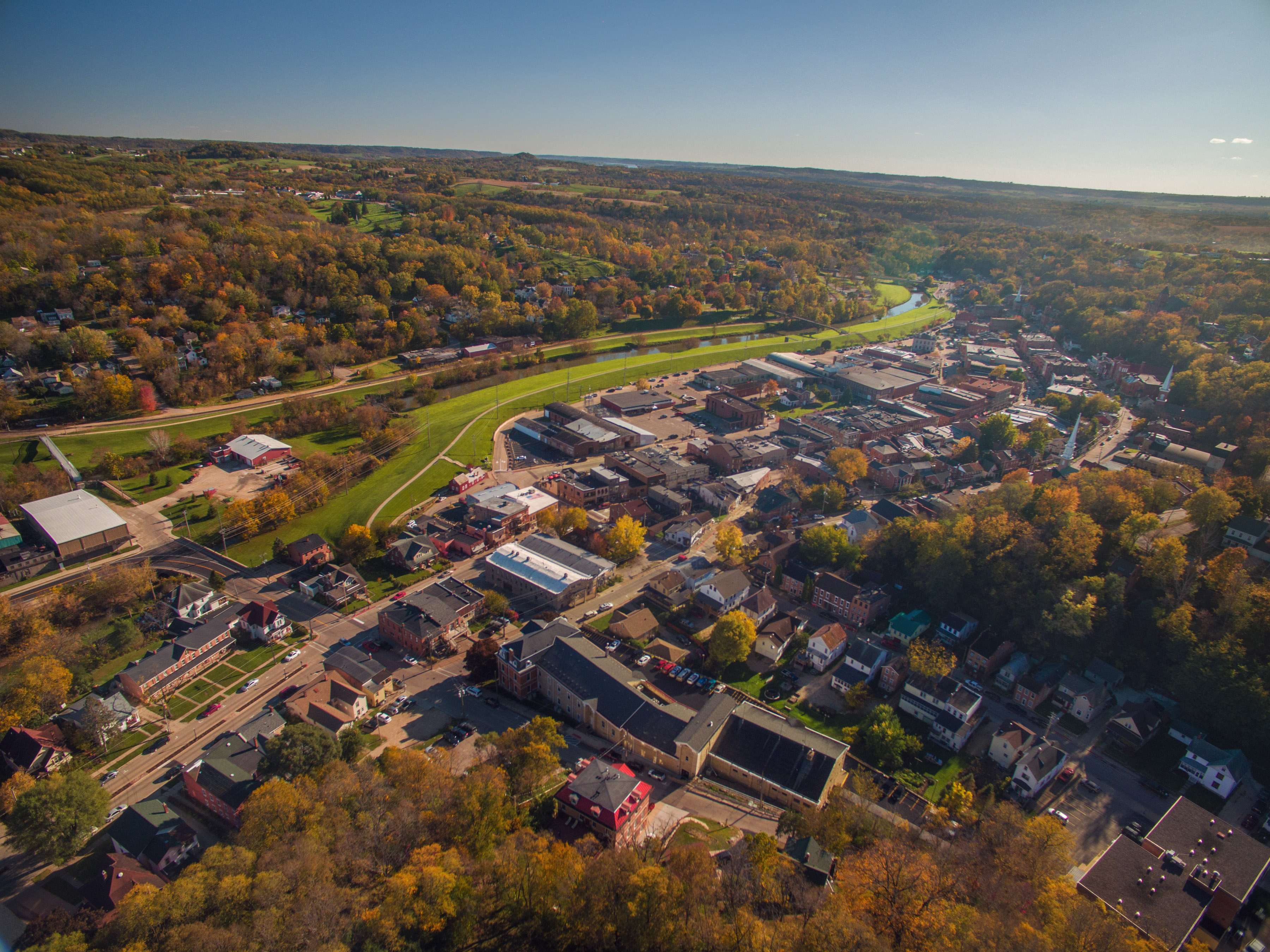 The Most Beautiful Places To See Fall Foliage In Galena