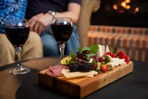 romantic getaway at our Galena, Illinois Bed and Breakfast