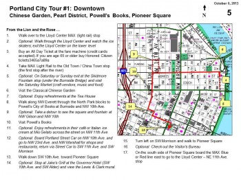 Walking Tour - Downtown