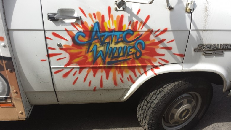 Aztec Willie's Logo