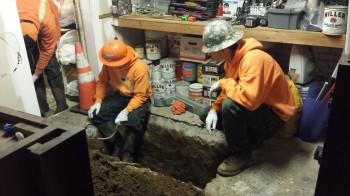 New Sewer