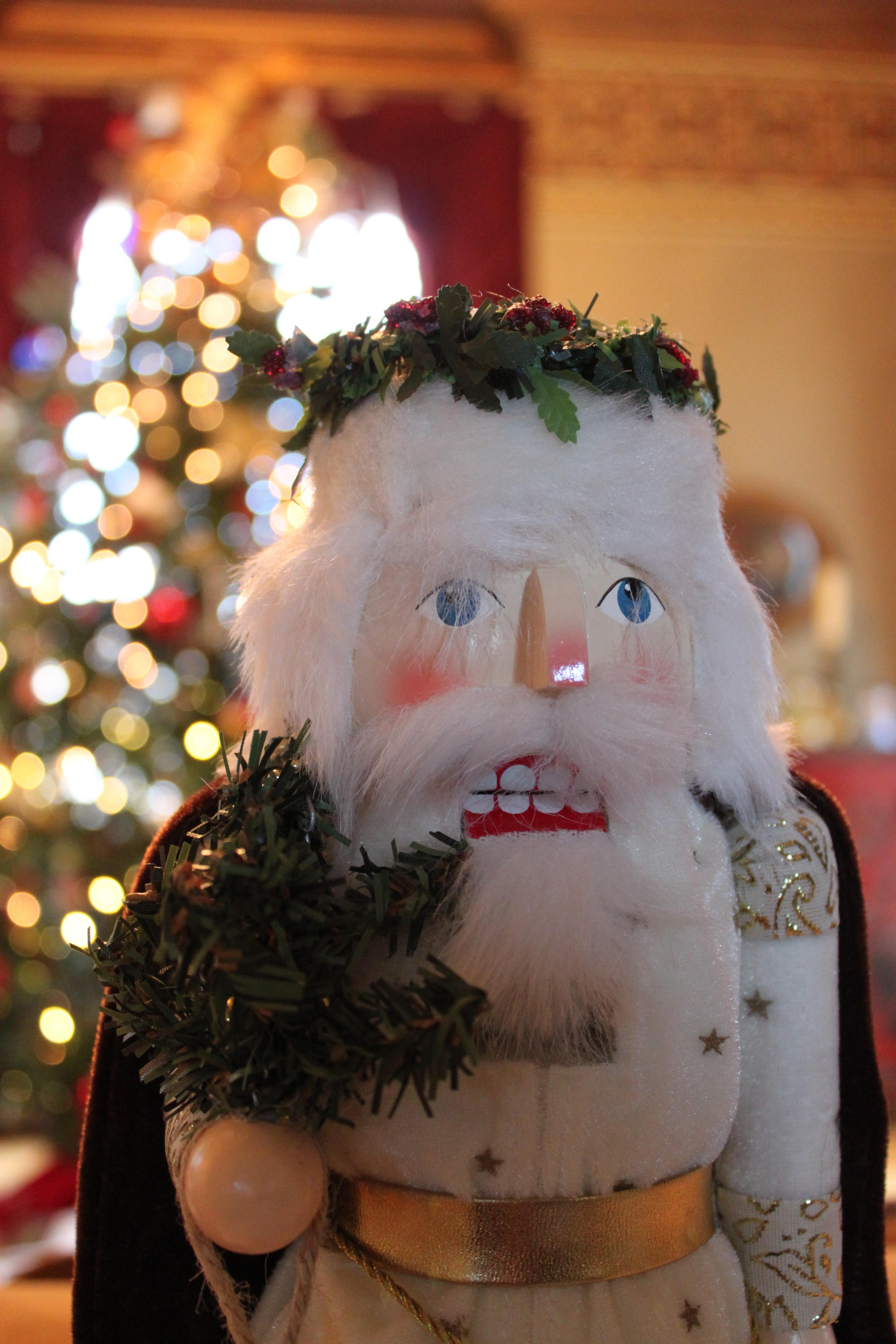 Drama christmas ornaments - Fair Trade Holiday Festival