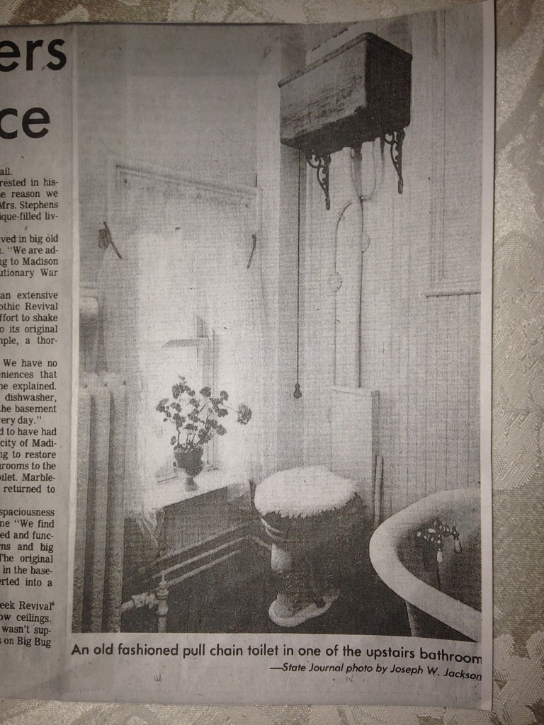 General Pickering Bathroom