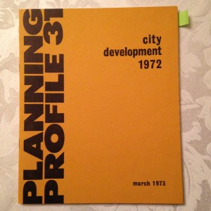 Planning Profile 31
