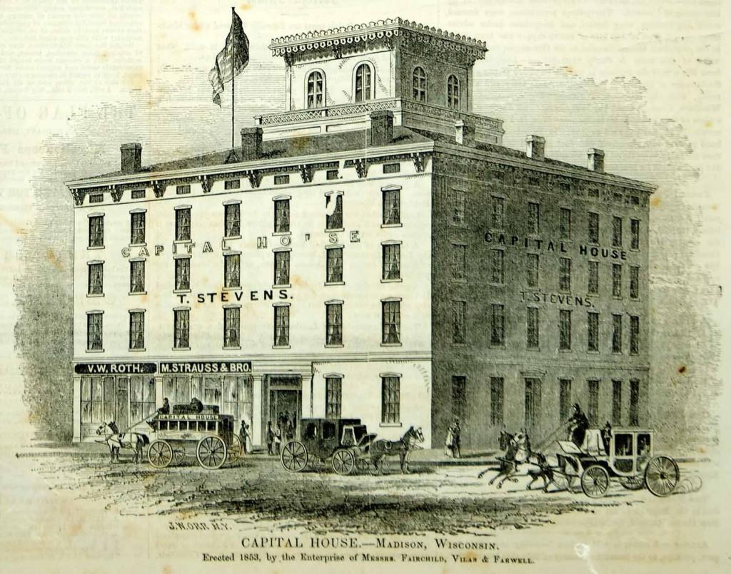 Capital House Hotel