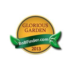 Glorious Garden Award 2013