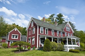 Lake House at Ferry Point, a premier New Hampshire inn