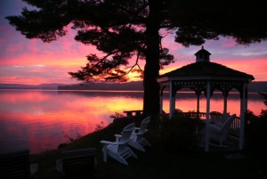 Boating in New Hampshire's Lakes Region