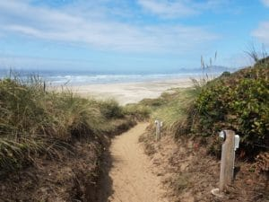 Hiking New our Newport, Oregon Bed and Breakfast