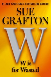 The 23rd installment of Sue Grafton's alphabet murders featuring Kinsey Milhone.