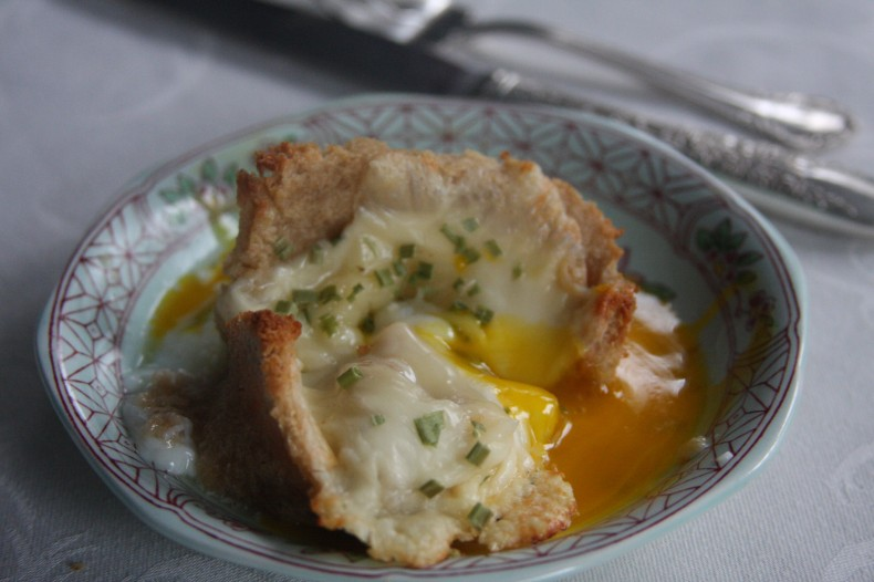 Maple Baked Egg Cups - A little sweet, a little savory, a lot of Vermont flavor!