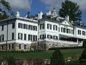 Edith Wharton's home The Mount