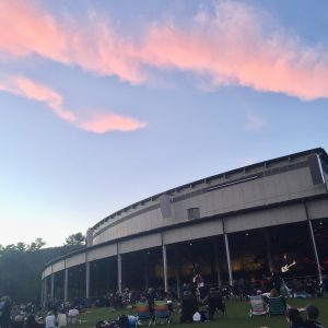The Shed at Tanglewood