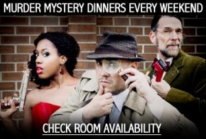 Murder Mystery Dinner This summer at the Spicer Castle Bed and Breakfast in Minnesota