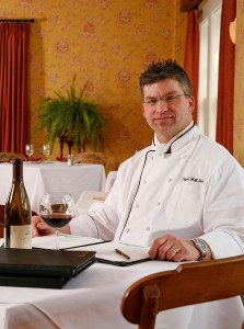 Chef Val Fortin