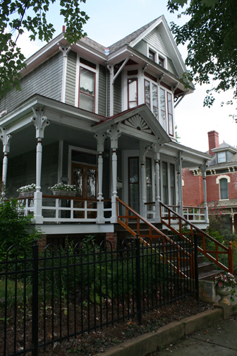 This beauty was built in 1882 and will be open for the 2013 Tour of Historic Homes