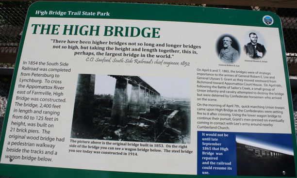 Battle of Sailor's Creek and High Bridge