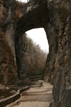 Natural Bridge photo by The Carriage House Inn Bed and Breakfast
