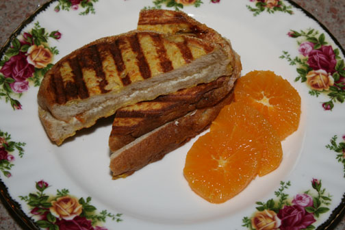 Marmalade panini recipe