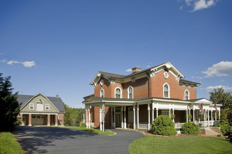 Lynchburg VA, The Carriage House Inn Bed and Breakfast