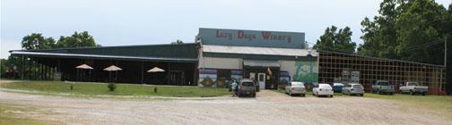 Lazy Days Winery, Amherst VA