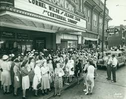 The Grandin Theater, the early days