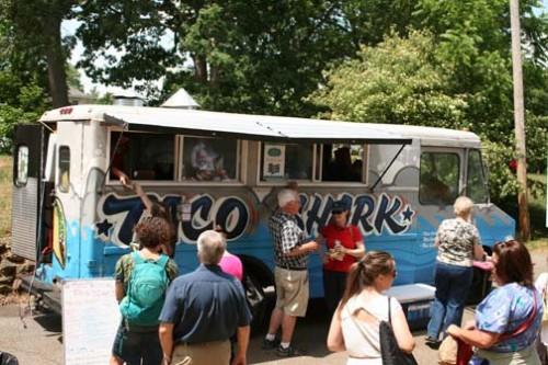 Tacos on Food Truck Thursday