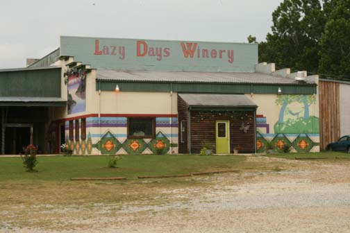 Lazy Days Winery