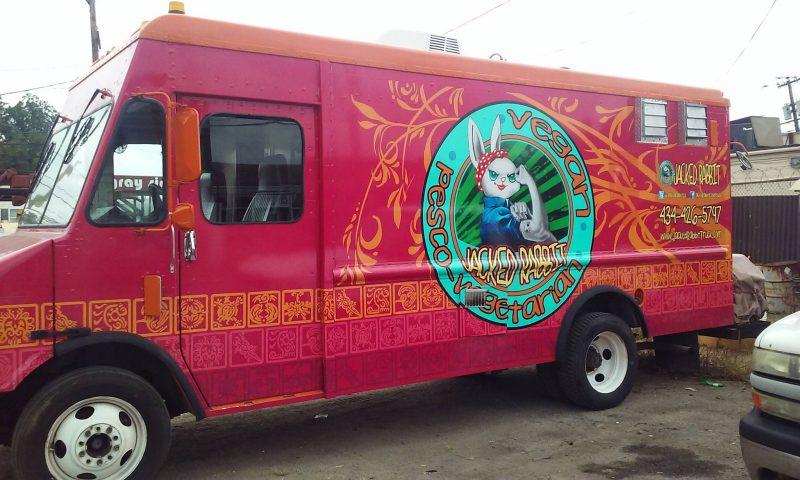 Jacked Rabbit Food Truck