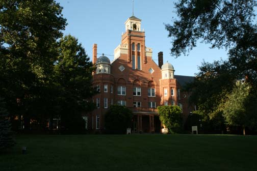Randolph College, formerly Randolph Macon Women's College