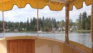 Eagle Harbor Electric Boat