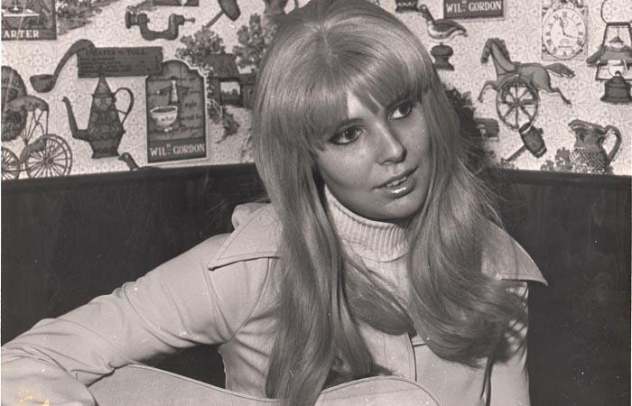 Toni In Lake Hopatcong Nightclub - 1970's