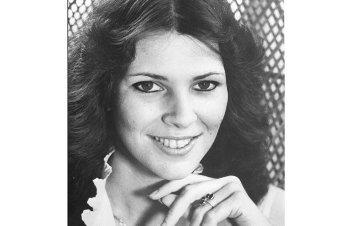 Toni - 1980's Modeling Promo Shot