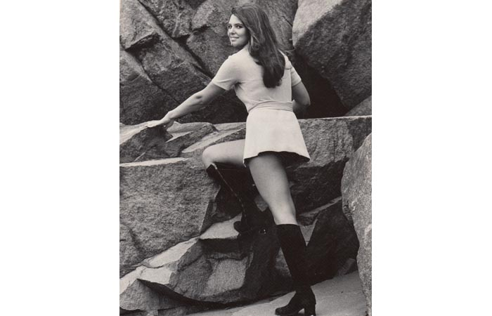Toni - 1970's Promo Shot - Nyack N.Y. - Photographer Mike Hitzig