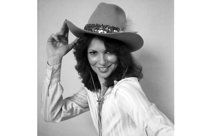 Toni - 1980's Promo shot  by Arti Pomerantz