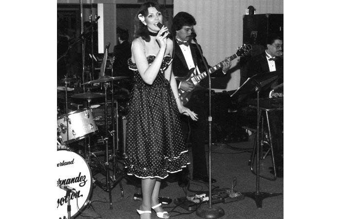Toni - with Wedding Band - Late 1990