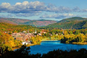 Come See the Unique and Beautiful town of Brattleboro