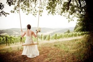 Wine Country Wedding