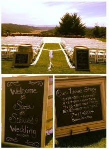 Wine Country Wedding Ideas