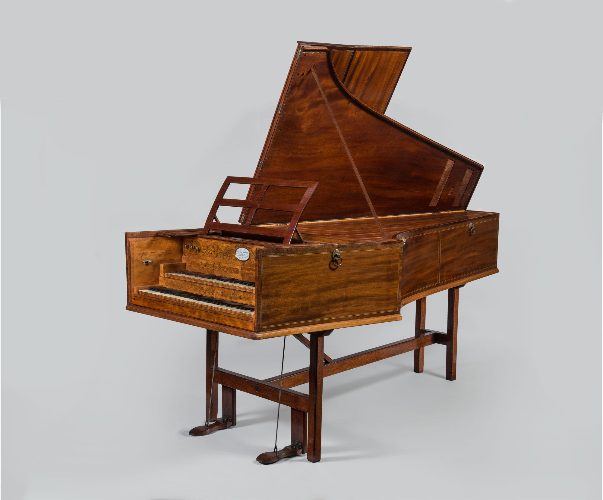 Harpsichord · George Washington's Mount Vernon