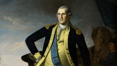 Washington was appointed as commander of the Continental Army in 1775.