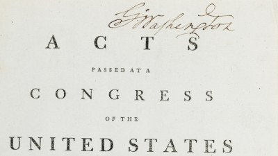 Explore the Acts of Congress for Yourself