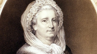 Martha Washington chose to burn all the letters that she received from her husband.
