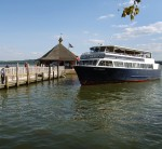 Coming to Mount Vernon By Boat