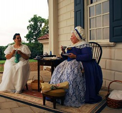 Herstory: The Women of Mount Vernon Tour