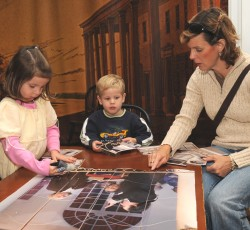 Hands-on-History Discovery Program