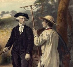 George Washington, Farmer