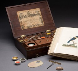 Nelly Custis and Her Paintbox