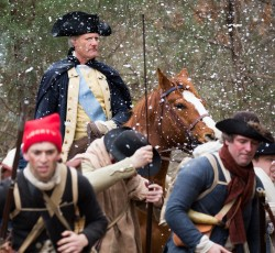 Revolutionary War Theater: 4D Experience